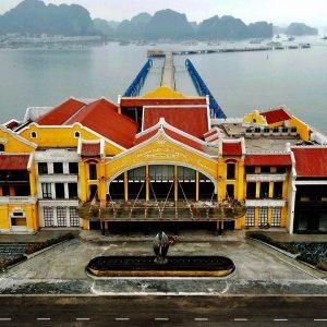 Cảng hành khách quốc tế Hạ Long - Ha Long International Cruise Port
